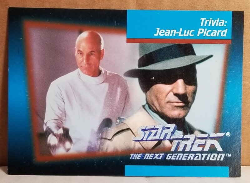 1992 Star Trek the Next Generation #114