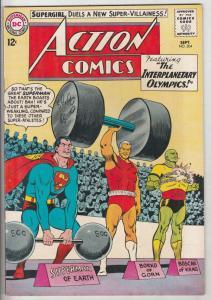 Action Comics #304 (Sep-63) VF/NM+ High-Grade Superman