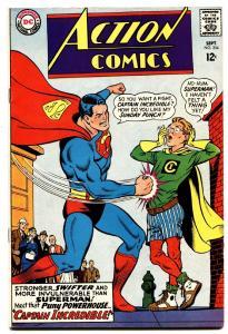ACTION COMICS #354 comic book 1967-SUPERMAN-DC COMICS VF