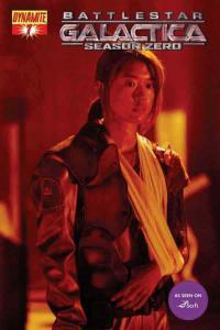 Battlestar Galactica Season Zero #7C VF/NM; Dynamite | save on shipping - detail