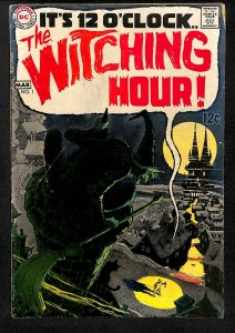 Witching Hour #1 VG 4.0