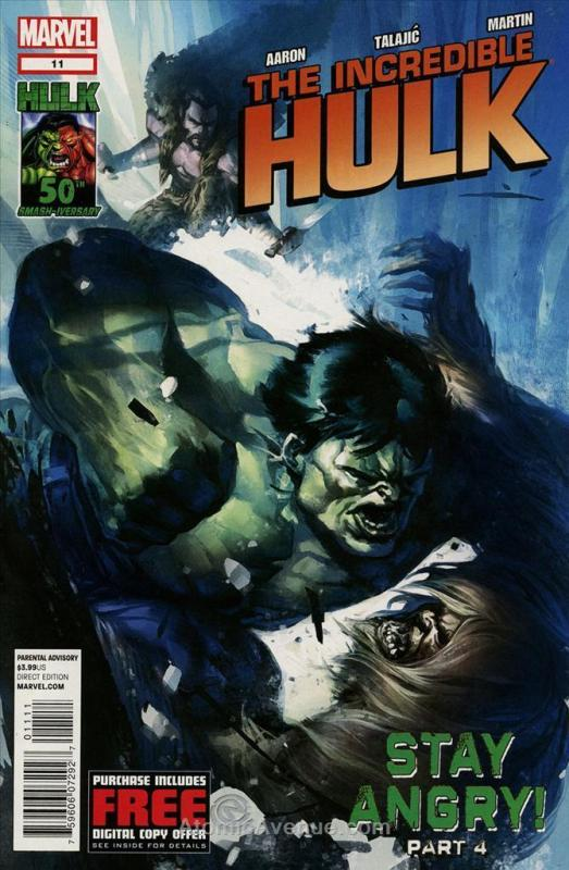 Incredible Hulk (3rd Series) #11 VF/NM; Marvel | combined shipping available - d