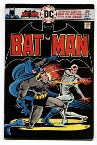Batman #274 1976-Bronze Age-DC comics- VF