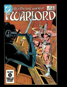 12 Warlord DC Comics # 86 87 88 89 90 91 92 93 94 95 96 97 GK20