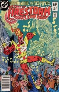 Fury of Firestorm (1982 series) #5, VF+ (Stock photo)