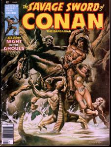Savage Sword of Conan #32 - Early Conan Magazine - 6.0 or Better