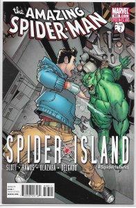 Amazing Spider-Man (vol. 2, 1998) #668 VF (Spider Island 2) Slott/Ramos, Venom