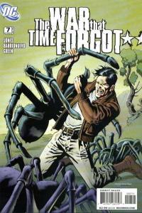 War That Time Forgot (2008 series) #7, VF (Stock photo)