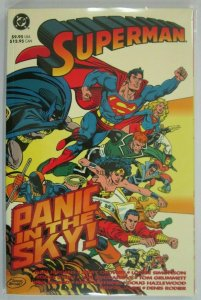 Superman #SCTPB grade 9.0 NM (1993)
