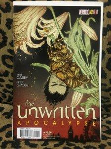 THE UNWRITTEN: APOCALYPSE - VERTIGO - 12 ISSUES #1-12 - 2014-15 - VF