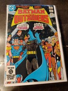 Batman y Los Outsiders (AR) #1