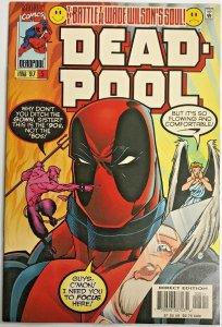 DEADPOOL#5 VF 1997 MARVEL COMICS