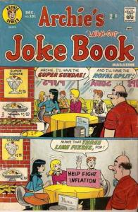Archie's Joke Book Magazine #191, Fine- (Stock photo)