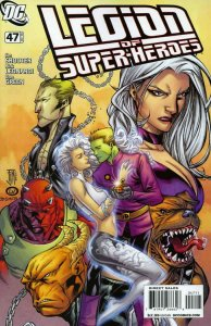 Legion of Super-Heroes (5th Series) #47 VF; DC | save on shipping - details insi
