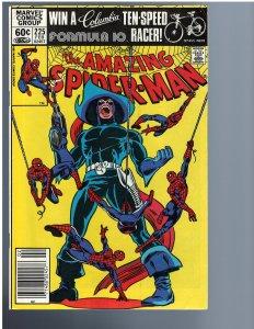 The Amazing Spider-Man #225 (1982)