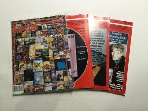 Locus Magazine 397 404 405 407 1994 Magazine Lot Near Mint Nm Locus Publication