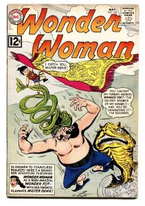 Wonder Woman #130 comic book 1962-MISTER GENIE-DC SILVER AGE-FN