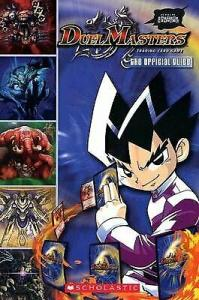 DuelMasters: the Official Guide #1 VF/NM; Scholastic | save on shipping - detail