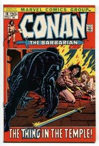 CONAN THE BARBARIAN #18-GIL KANE-ROBERT E HOWARD-VF