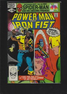 Power Man and Iron Fist #76 (1981)