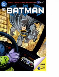 Lot Of 2 DC Comic Books Batman Foreign #4 and Special #1  Superman MS20