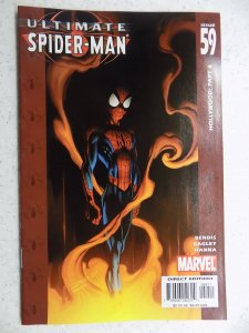 ULTIMATE SPIDER-MAN # 59
