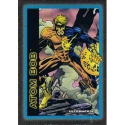 1993 Skybox Ultraverse: Series 1 ATOM BOB #3