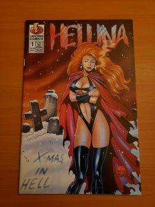 Hellina X-Mas in Hell #1 One-Shot ~ NEAR MINT NM ~ 1996 Lightning Comics