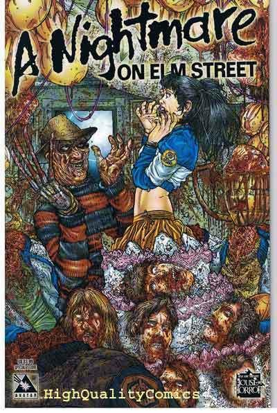 NIGHTMARE on ELM STREET Special #1, NM, Avatar, Gore, more Horror in store