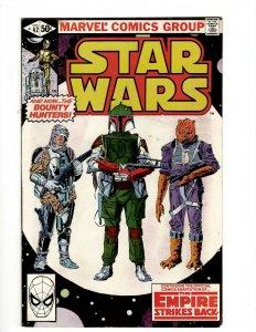 Star Wars # 42 VF/NM Marvel Comic Book 1st Boba Fett Appearance Jedi Skywalk OF2