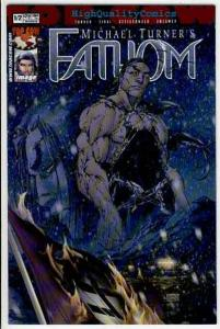 FATHOM  #1/2, NM, Michael Turner, Sibal, 2003