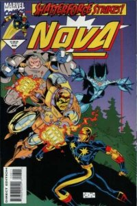 Nova (1994 series) #8, NM (Stock photo)