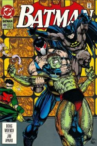 Batman (1940 series) #489, VF (Stock photo)