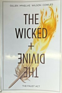 Wicked + Divine TP 1-3 Set; $40 Cover Price, 40% OFF!