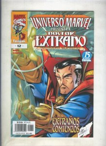 PLANETA: Universo Marvel numero 12: Doctor Extraño