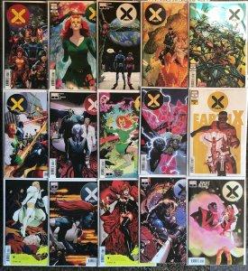 X-Men 1 3 4 5 6 7 + Variants Dawn of X 15 Book Lot