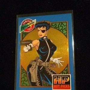 1X 1993 BULLITT Hot Pics #HP4 PROMO SAMPLE Lots available Comics Future Stars
