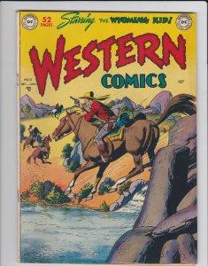 Western Comics 12 VG-/VG (Dec. 1950)
