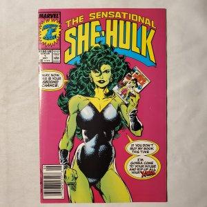 Sensational She-Hulk 1 Very Fine+