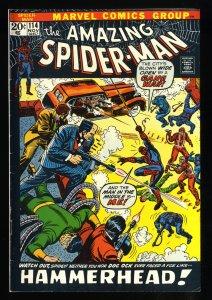 Amazing Spider-Man #114 VF 8.0 Hammerhead!