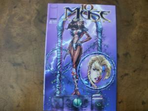 Near-Mint Image Comic: 10th MUSE #4 (2001)