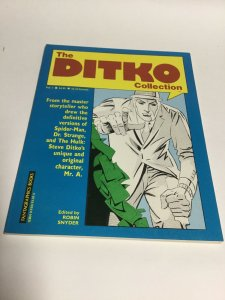 The Ditko Collection SC Softcover Oversized Fantagraphics Books
