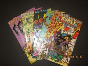 MIXED LOT / Duplicate items First Comics FIRST ADVENTURES  (SIC253)