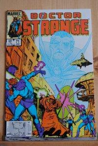 Dr, Strange 71 EXTREME HIGH GRADE