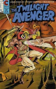 Twilight Avenger, The (Eternity) #2 FN; Eternity | save on shipping - details in