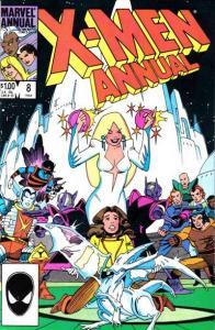 X-Men (1963 series) Annual #8, VF+ (Stock photo)