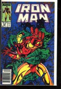 Iron Man #237 (1988)