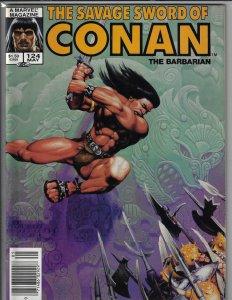 Savage Sword of Conan #124 (Marvel, 1986)