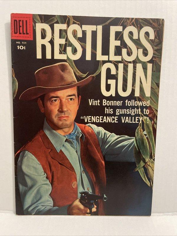 Restless Gun #934