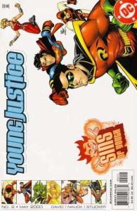 Sins of Youth: Young Justice #1, NM (Stock photo)